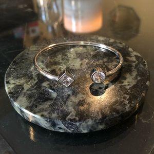 MICHAEL KORS- CZ crystal flexi bracelet